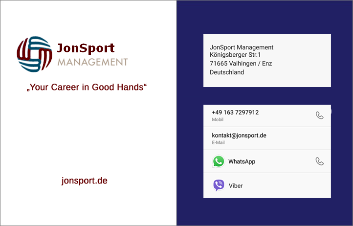 JonSport Management